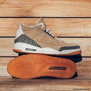 "Air Jordan 3 ""Khaki Suede""未发售样品热门新闻"
