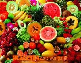 可美白的水果有哪些